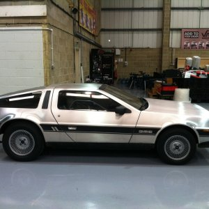 The classic car of the 80's. Up until last week it was all good then on the 21st it disappeared? WTF?